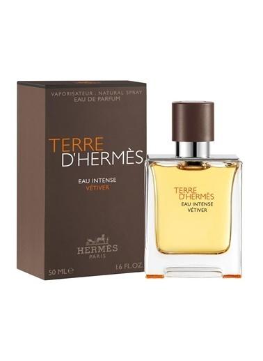 Hermes Terre Eau intense Vetiver Edp 50Ml Erkek Parfüm Renksiz